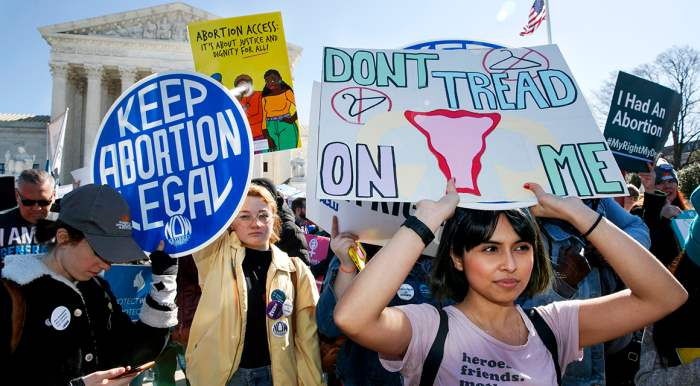 Техас, аборты,