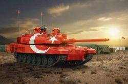 Турция делает большой шаг к началу производства танка Altay