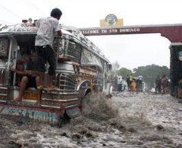 Филиппины, наводнения,