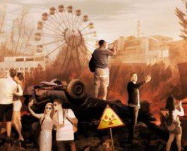 Чернобыль, ЧАЭС, Чернобыльская зона, Рыжий лес, йодид калия, калия йодид, таблетки,