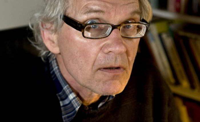 Шведский карикатурист, Ларс Уилкс,