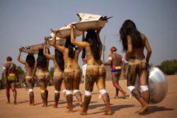 Фотогалерея: Тайные погребальные обряды племен Амазонки