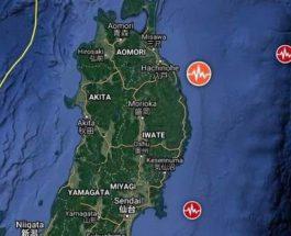 Япония, землетрясение,