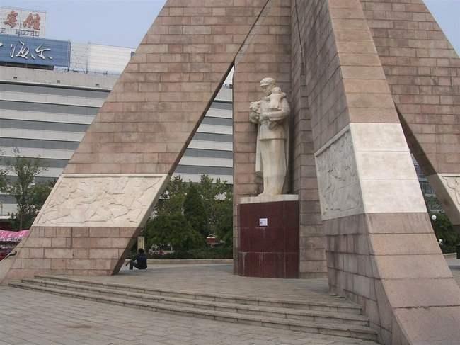 Мемориал Таншаньского землетрясения в Тяньцзине