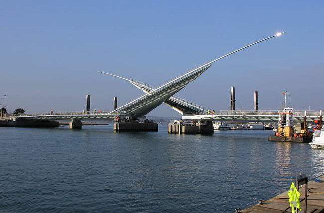 мосты,