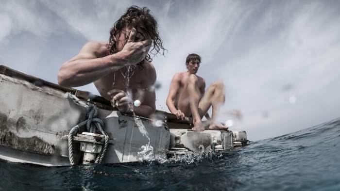 океан, мужчины, Соломоновы острова,
