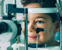 ребенок, глазные патологии,