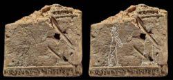 Самый старый в мире рисунок с привидениями был найден на древней вавилонской табличке в Британском музее