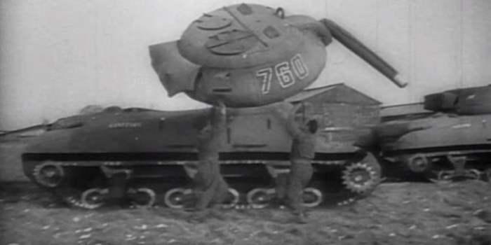 Надувные танки, Fusag, армия призраков, Вторая мировая война,