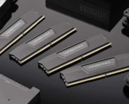 Corsair Vengeance DDR5, ОЗУ,