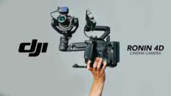 Новый дрон DJI Ronin 4D: снимает видео 8K 75FPS, 6K 60FPS, 4K 120FPS