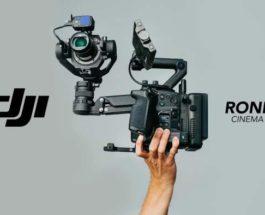 DJI Ronin 4D, DJI, дрон, камера,
