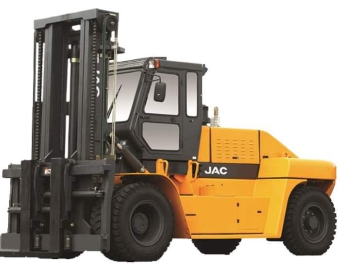 JAC, Вилочные погрузчики, 16 тонн,