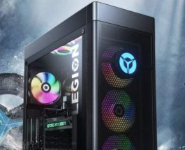Lenovo Legion 9000K, компьютер,