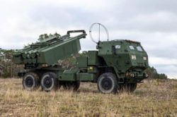 США перебрасывают в Латвию систему высокоточной артиллерии дальнего действия