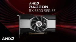 AMD Radeon RX 6600: противоположность требованиям будущего