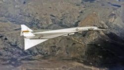 XB-70 Valkyrie — необычный бомбардировщик армии США, который «бороздил» звуковую волну.
