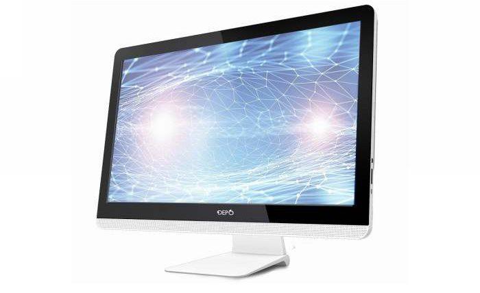 iMac, компьютер, Российская компания, Depo Computers, Neos MA 522,